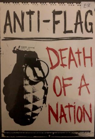 Anti-Flag - Death Of A Nation (DVD)